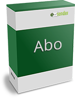 Newsletter Software Abo